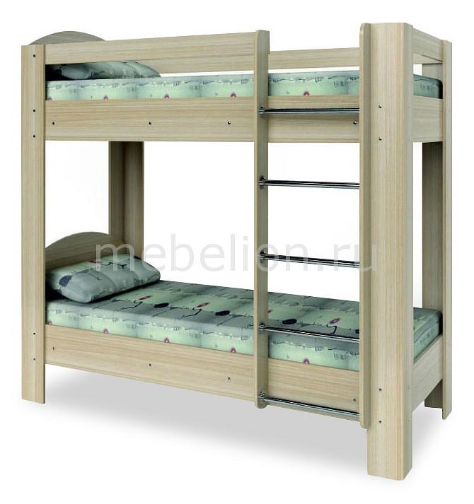 Кровать двухъярусная Компасс-мебель КД-02