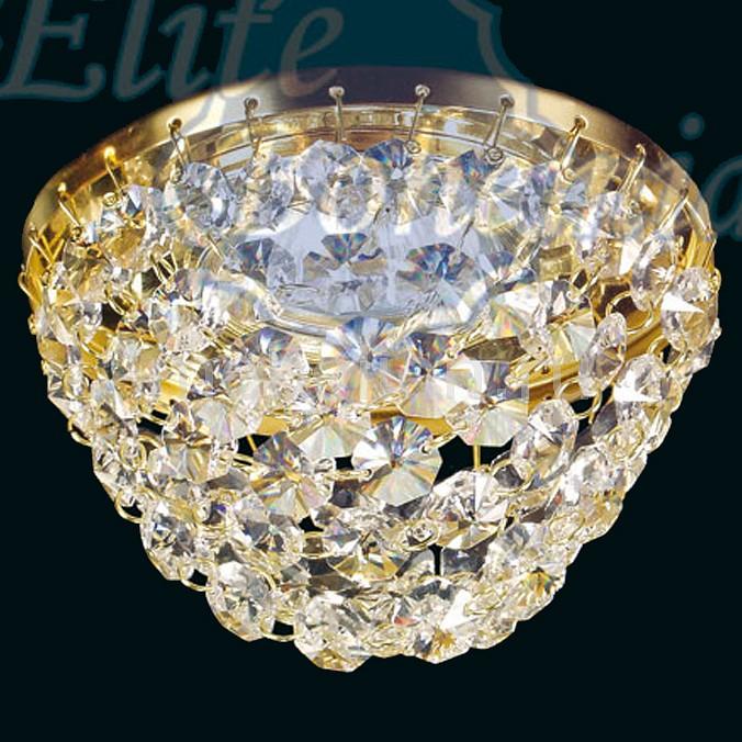 Встраиваемый светильник Elite Bohemia L 001/0/05 S Halogen Line