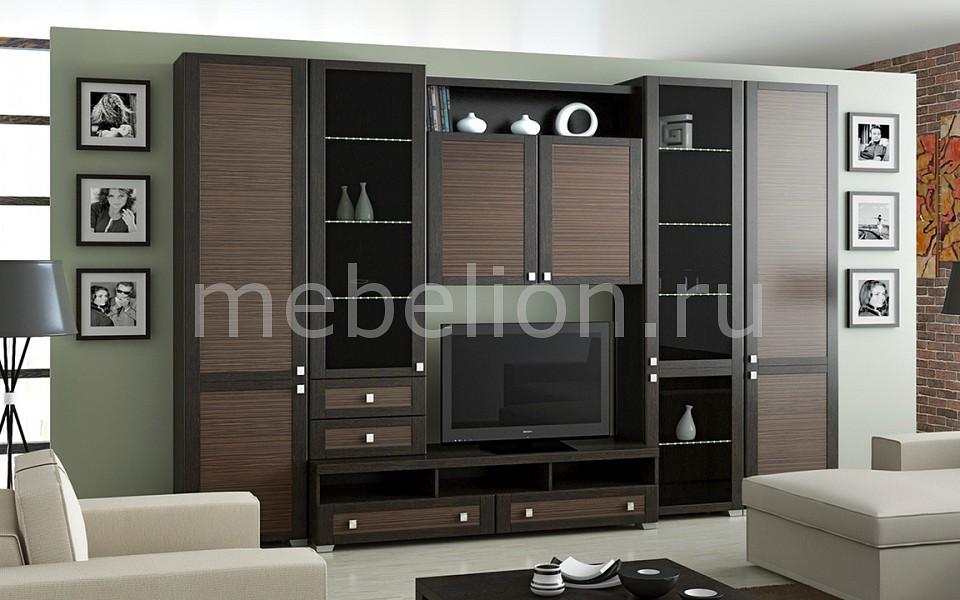 Стенка для гостиной Мебель Трия Фиджи 6 ГН-153.006 мебель трия тетрис гн 154 003