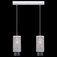 Подвесной светильник 1181/2 хром