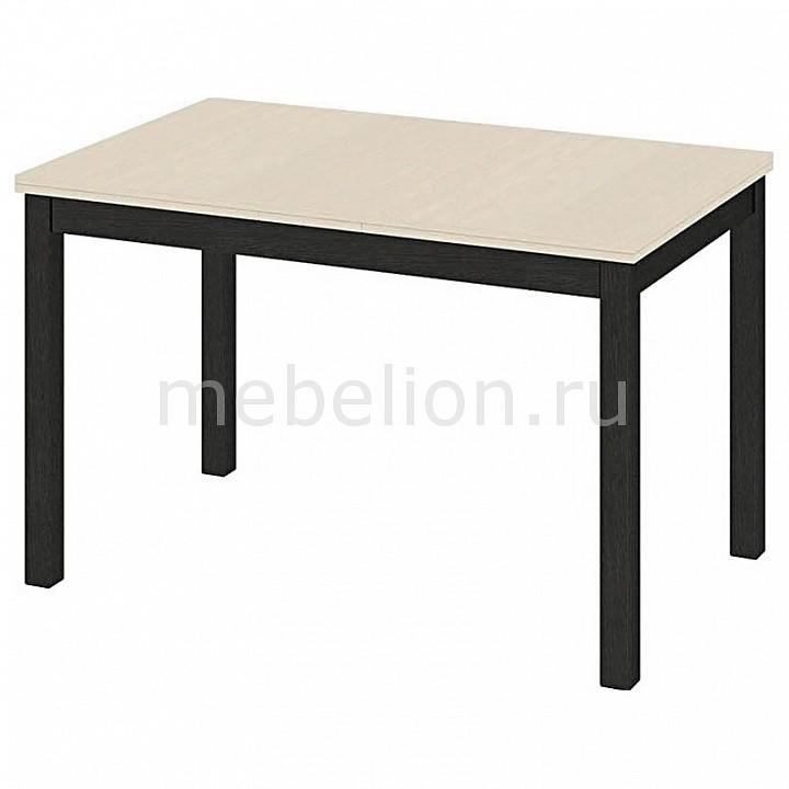 Стол обеденный Мебель Трия Диез Т11 С-347 венге/дуб сильвер стол бештау диез т11 с 347 венге дуб сильвер