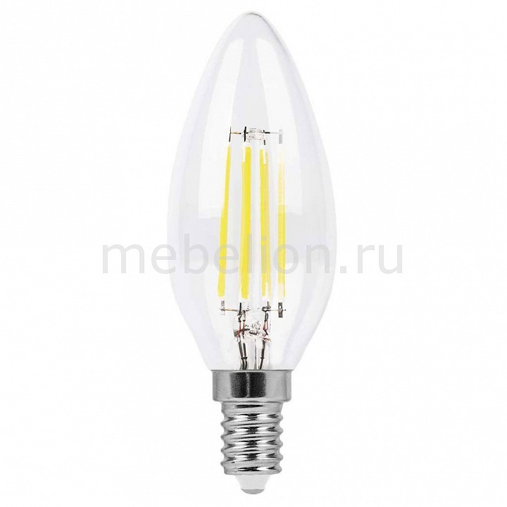 Лампа светодиодная Feron E14 220В 7Вт 2700 K LB-66 25726 лампа светодиодная gauss none gu5 3 7вт 220в 2700 k 101505107