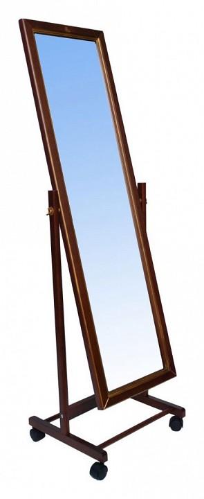 купить Зеркало напольное Мебелик В 27Н по цене 4055 рублей