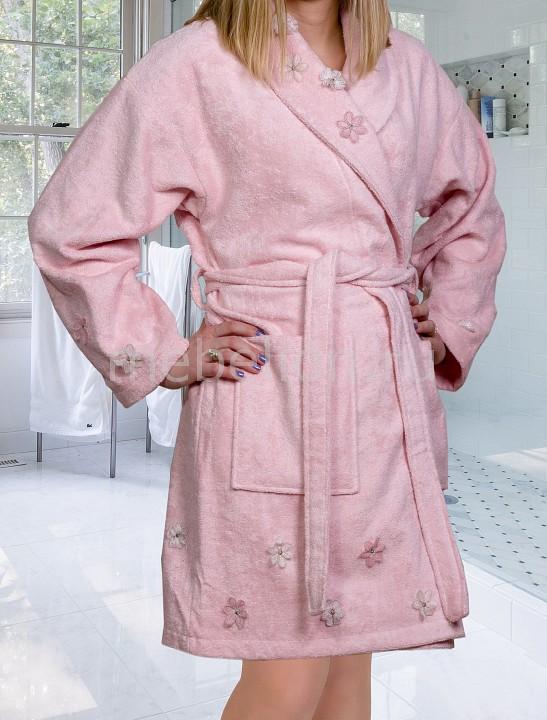 Халат женский HOBBY Home Collection (M) JANET кардиган женский oodji collection цвет белый 73212398 1 45109 1200n размер m 46