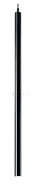 Подвесной светильник Ideal Lux ULTRATHIN SP1 SMALL NERO