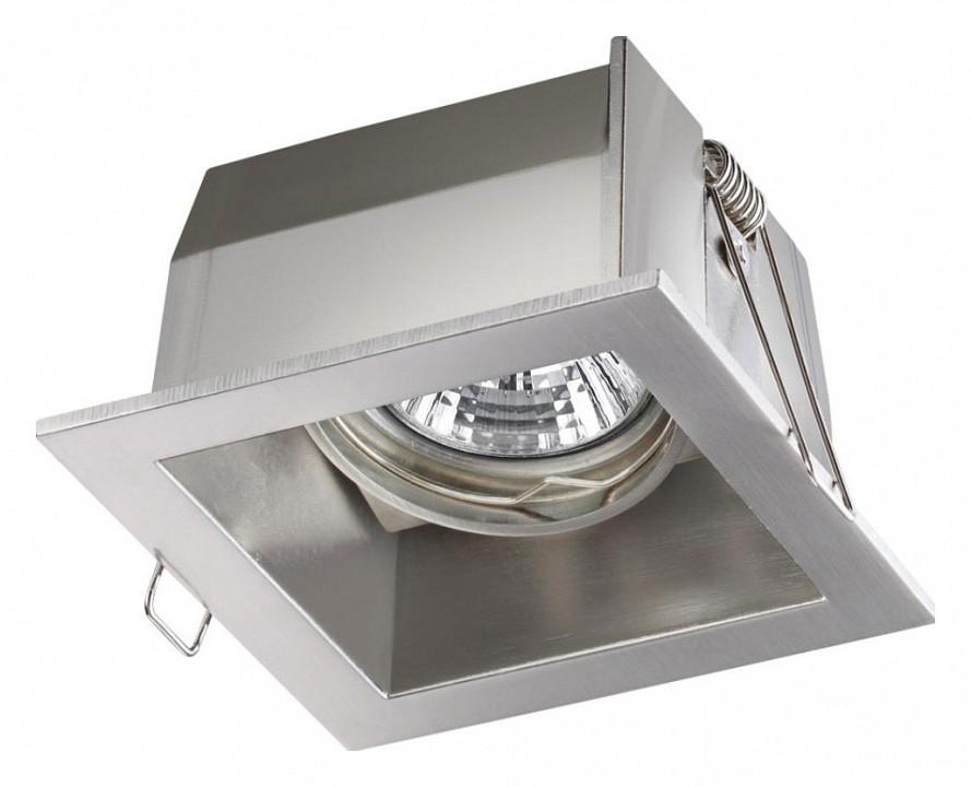 Купить Встраиваемые светильники Bell 369638  Встраиваемый светильник Novotech