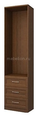 Шкаф для белья Столлайн София СТЛ.098.04 ноче пегасо комплект мебели для спальни столлайн софия ноче пегасо к1