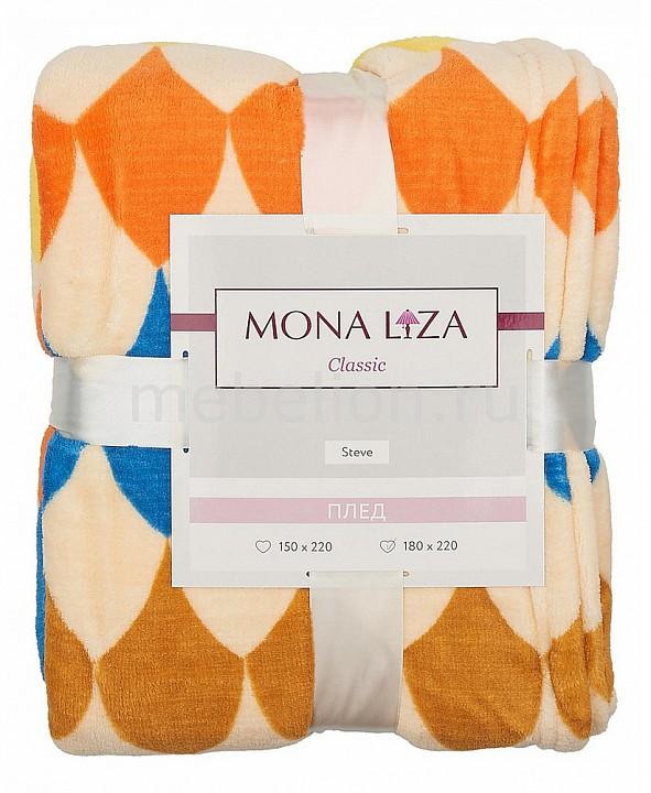 Плед Mona Liza (180х220 см) Steve плед absolute плед erica 180х220 см