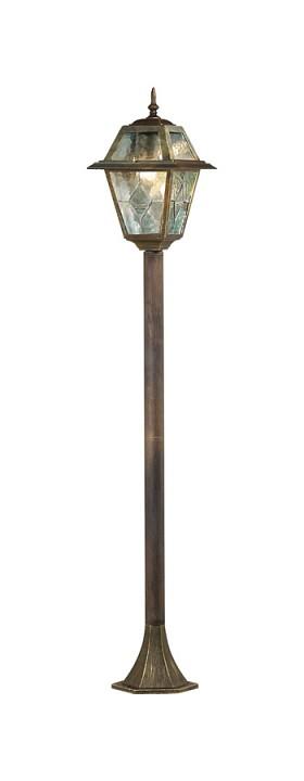 Наземный высокий светильник Odeon Light Outer 2318/1F sterling outer lands cloth