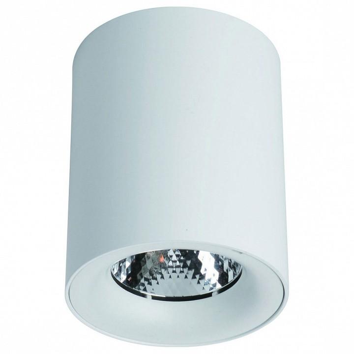 Накладной светильник Arte Lamp Facile A5118PL-1WH светильник потолочный arte lamp facile a5118pl 1wh
