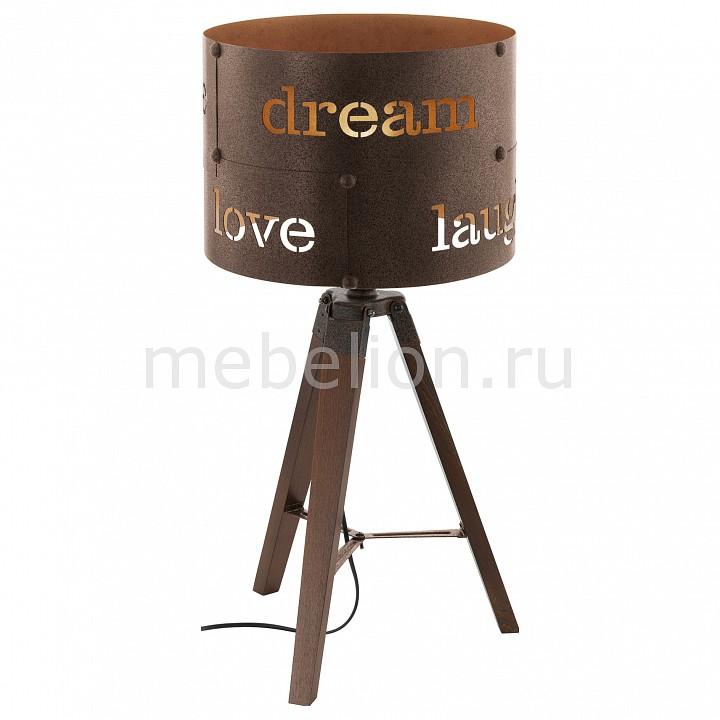 Настольная лампа декоративная Eglo Coldingham 49792 настольная лампа декоративная eglo coldingham 49792