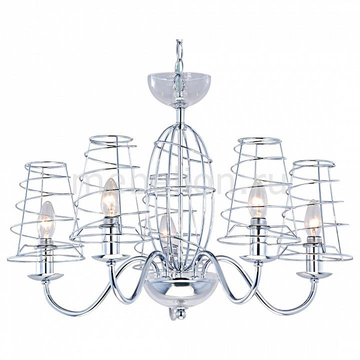 Подвесная люстра Arte Lamp A4320LM-5CC Cage