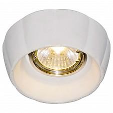 Встраиваемый светильник Cratere A5242PL-1WH