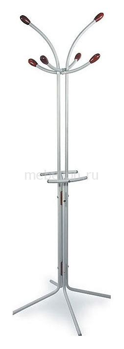 Вешалка-стойка Галилео 154 алюминий