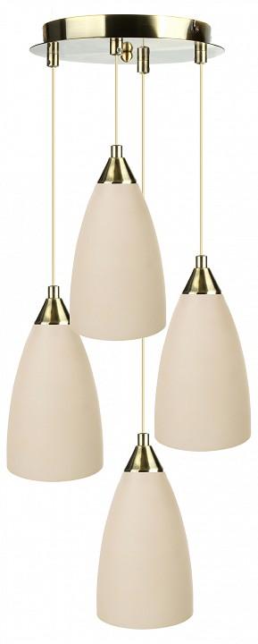 Подвесной светильник 33 идеи PND.101.04.01.AB+S.04.BG(4) подвесной светильник 33 идеи pnd 101 01 01 ab s 04 bg 1