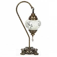 Настольная лампа декоративная Марокко 0902,01