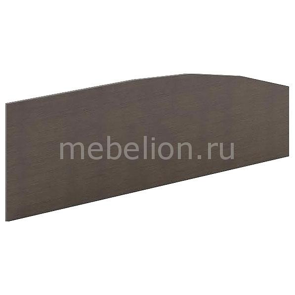 Купить Полка для перегородки Skyland Simple SQ-1400, Беларусь, легно темный, ЛДСП