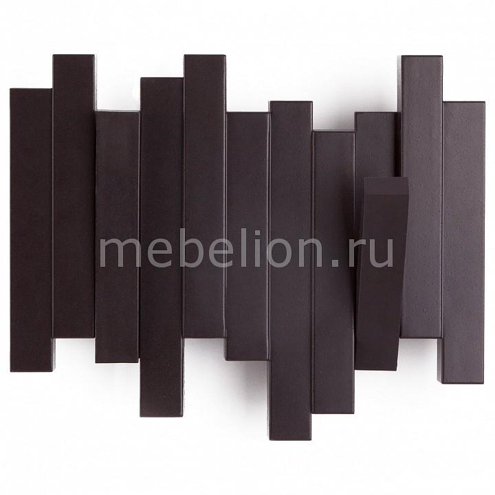 Вешалка настенная Umbra (21х6.3 см) Sticks 318209-040 мультирамка umbra 52 1х44 2 см clipline 311035 040