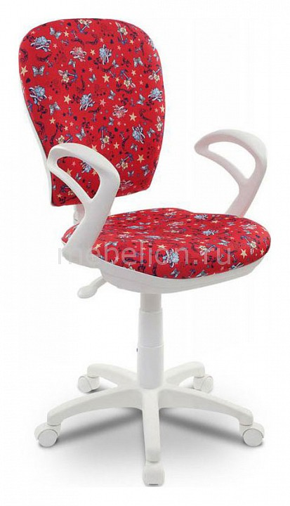 Кресло компьютерное Бюрократ CH-W513/ANCHOR-RD цена