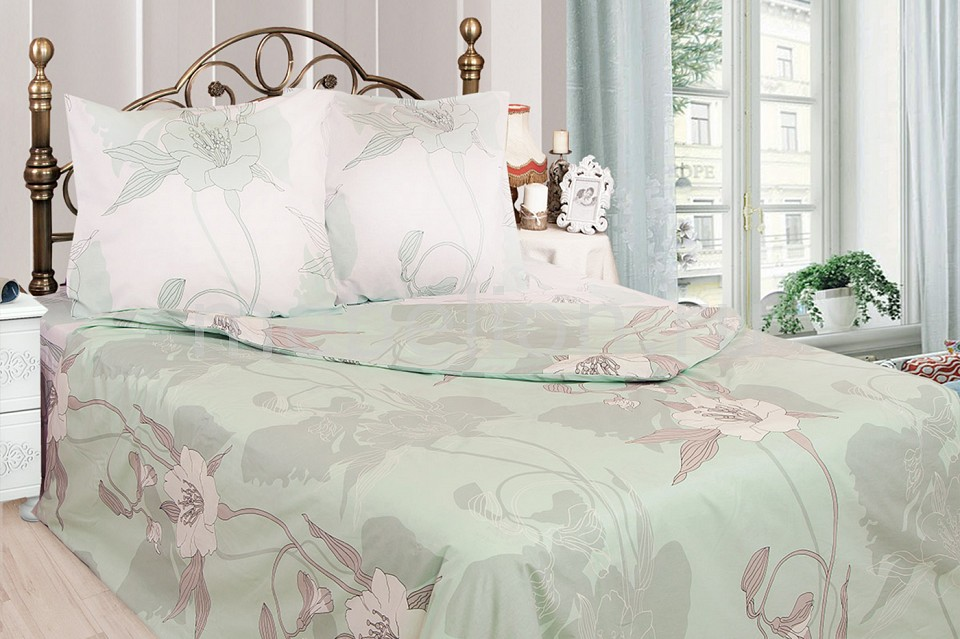 Комплект евростандарт Сова и Жаворонок Жасмин одеяло евростандарт сова и жаворонок шелк сиж