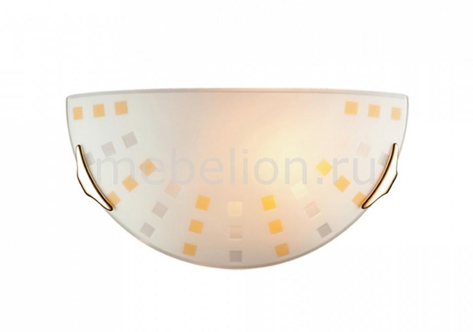 Накладной светильник Sonex Quadro Ambra 063