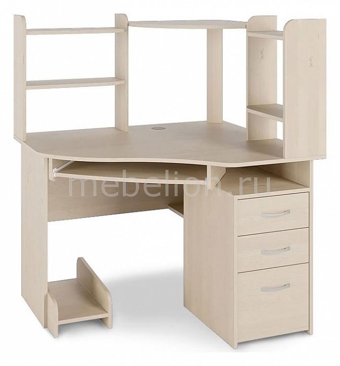 Стол компьютерный Компасс-мебель С 215+СЕ 215 стол компьютерный compass с 203 береза снежная