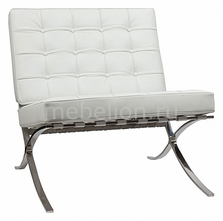 Кресло DG-Home Barcelona Chair DG-F-SF303-3 стул barcelona dining chair белая натуральная кожа dg f ch563 1