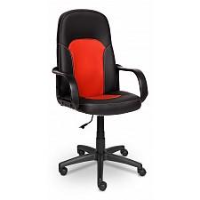 Кресло компьютерное Parma черный_красный