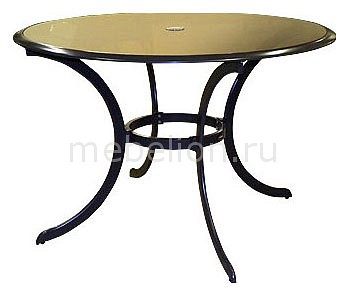 Стол для сада GARDA-1009 коричневый mebelion.ru 12900.000
