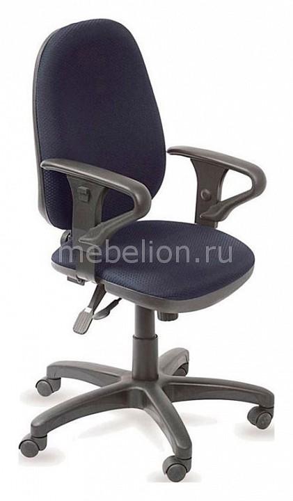 Кресло компьютерное T-612AXSN синее