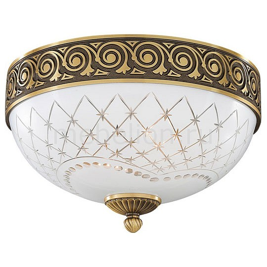Накладной светильник Reccagni Angelo PL 7002/2 7002