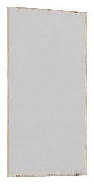 Зеркало настенное 124.140 Марта 14 белый/дезира эш
