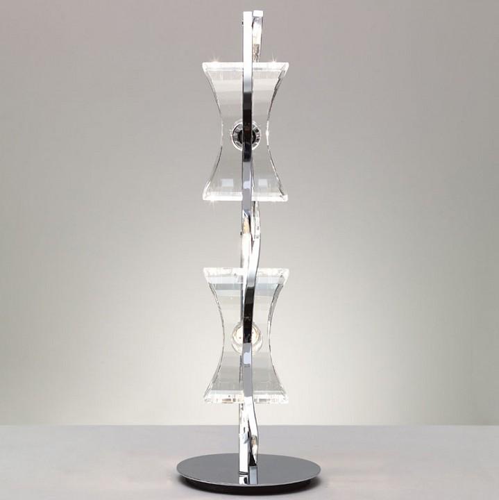 Настольная лампа Mantra 0896 Krom Cromo