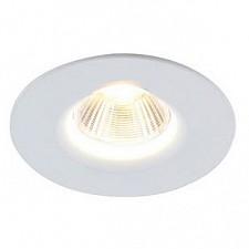 Встраиваемый светильник Uovo A1427PL-1WH