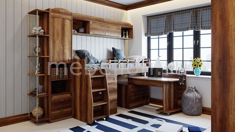 Гарнитур для детской Мебель Трия Навигатор ГН-250.005 гарнитур для детской мебель трия навигатор