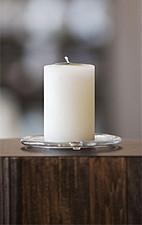 Свеча декоративная (10 см) Цилиндрическая 26002100