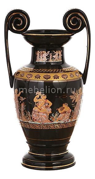 Ваза настольная АРТИ-М (40 см) Греческие мотивы 54-114 арти м ваза напольная 60 см белая греция 54 275