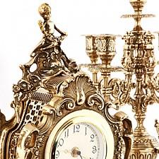 Набор из часов и 2 подсвечников Art 333-163
