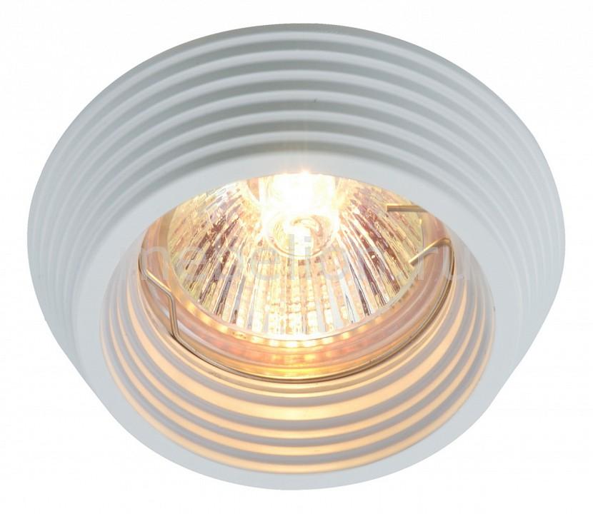 Встраиваемый светильник Arte Lamp A1058PL-1WH Cromo