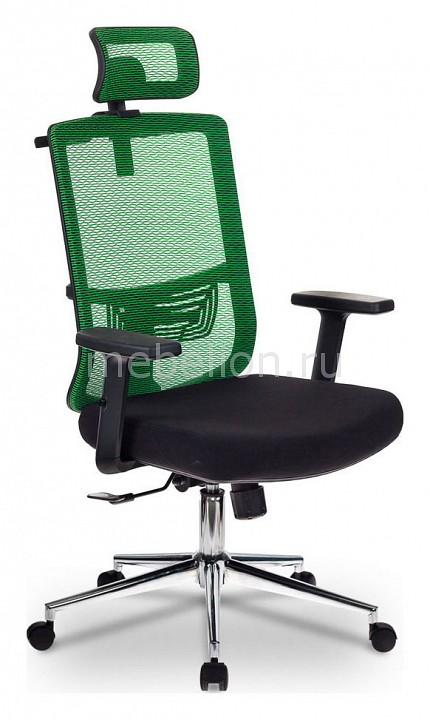 Кресло для руководителя Бюрократ MC-612-H/GN/26-B01