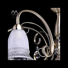 Люстра на штанге MW-Light 372011405 Моника 3