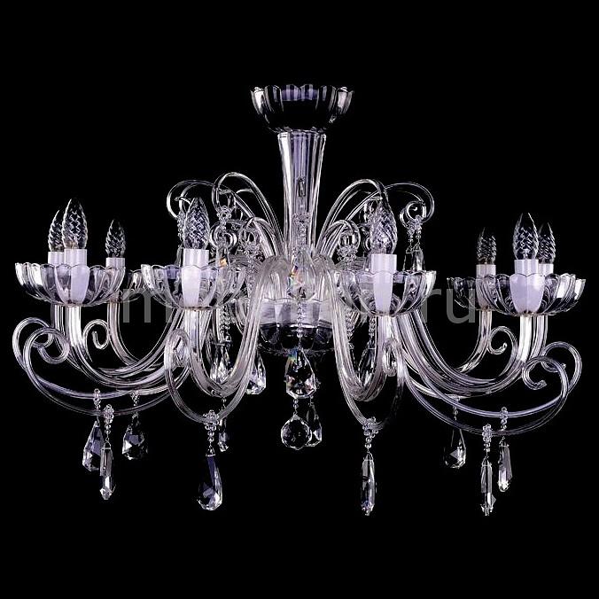 Подвесная люстра Bohemia Ivele Crystal 1333/10/380/Ni 1333