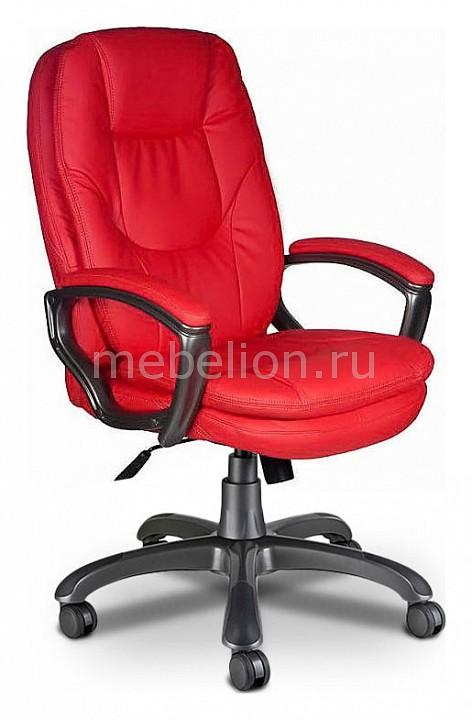 Кресло компьютерное Бюрократ Бюрократ CH-868AXSN красное