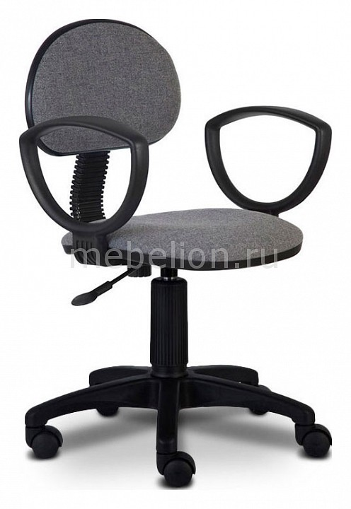 Кресло компьютерное Бюрократ Бюрократ CH-213AXN темно-серое кресло для офиса бюрократ ch 213axn black