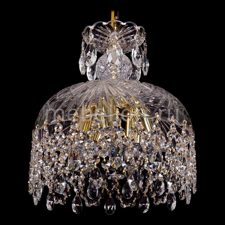 Подвесной светильник Bohemia Ivele Crystal 7711/30/G 7711