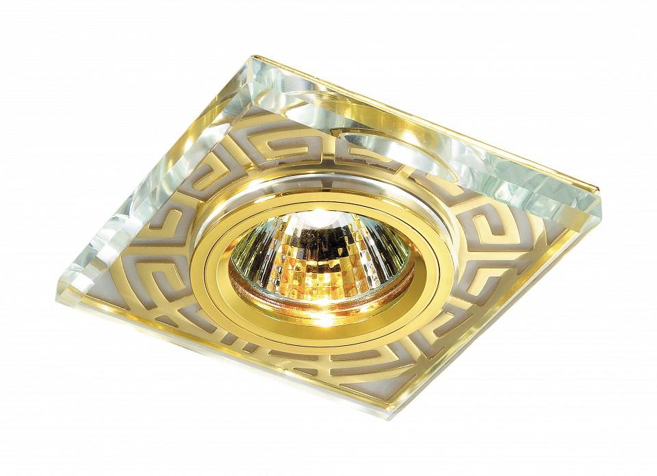 Встраиваемый светильник Novotech 369585 Maze