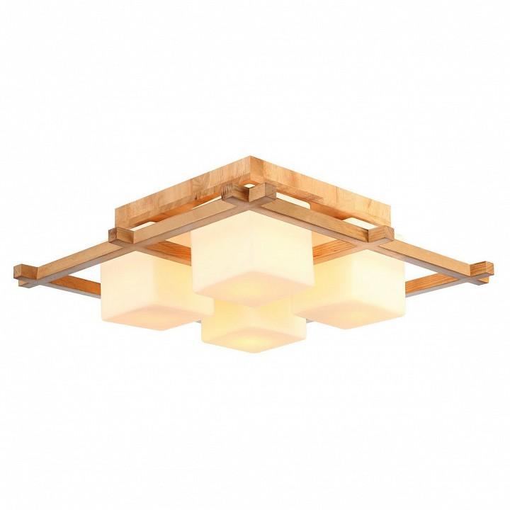Накладной светильник Woods A8252PL-4BR
