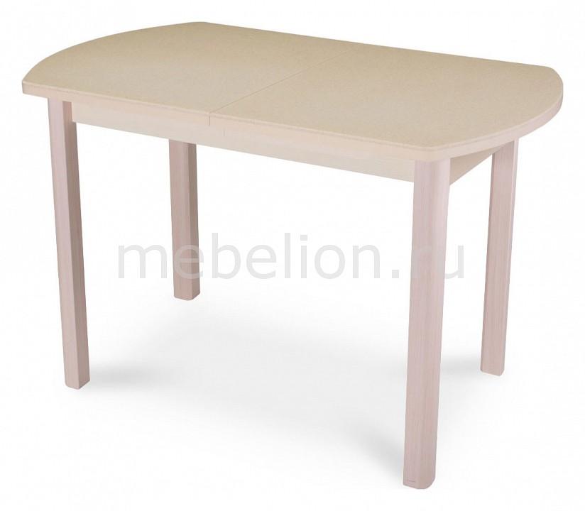 Стол обеденный Домотека Альфа ПО с камнем