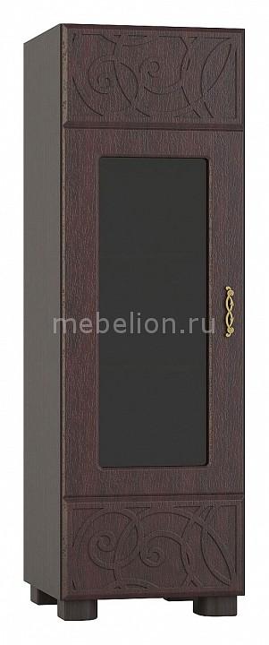 Тумба-витрина Компасс-мебель Легенда ЛГ-11