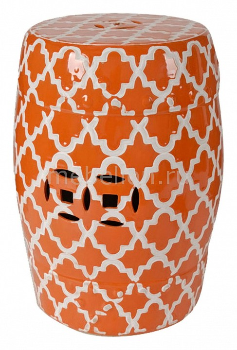Подставка DG-Home Istanbul Stool Orange DG-F-TAB62 банкетка dg home x leg stool dg f tab76